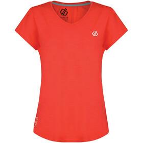 Dare 2b Vigilant Kortærmet T-shirt Damer rød